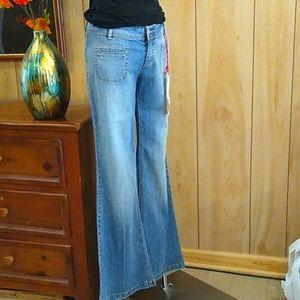 Bongo stretchable flare jeans